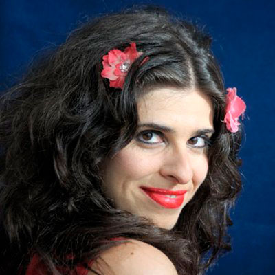 Catarina Molder, soprano portuguesa