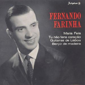 Fernando Farinha, fadista natural do Barreiro