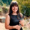 Mariana Cardoso, clarinetista natural do concelho de Seia