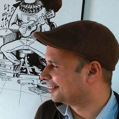 Paulo Esteireiro, investigador natural da Madeira