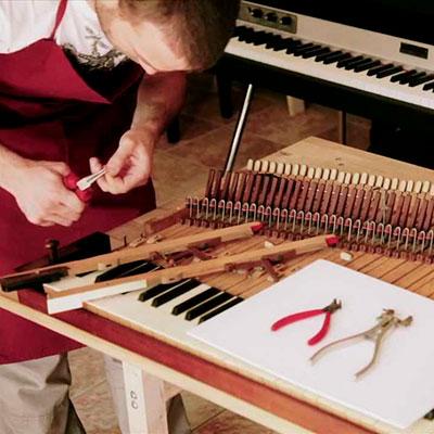 Pianos.pt, afinação e reparação de pianos