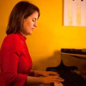 Sofia Sarmento, pianista natural de Braga, Portugal