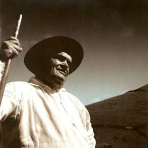 Zé da Lata, cantador e improvisador natural de Angra do Heroísmo