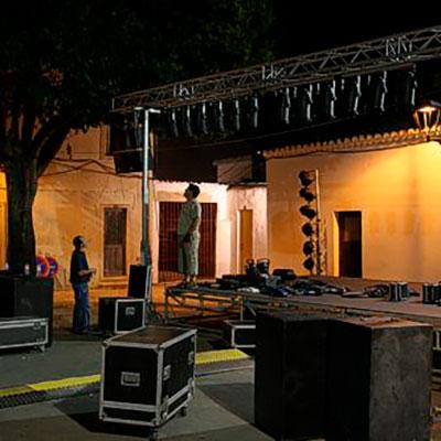 Audex - Aluguer de Som e Luz Profissional