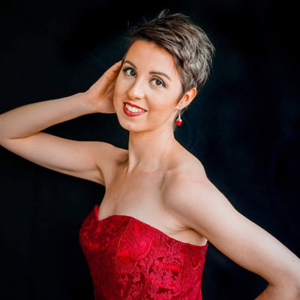 Beatriz de Sousa, soprano natural de Lisboa