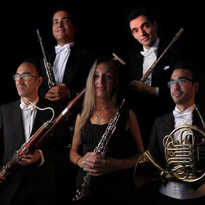 Quinteto de Sopros Atlântida