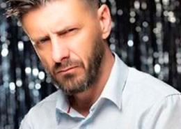 Tony Lemos, produtor e teclista dos Santa Maria