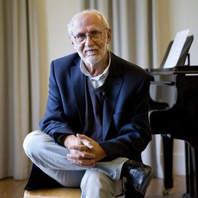 António Pinho Vargas, compositor e pianista natural de Gaia
