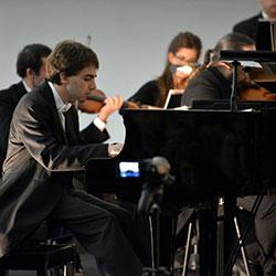Bernardo Santos, pianista português