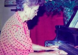 Maria do Carmo Gomes, pedagoga, fundadora do conservatório de Castelo Branco