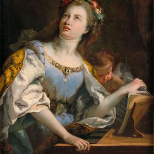 Santa Cecília, Giambattista Tiepolo (1696 - 1770)