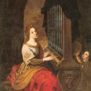 Santa Cecília de Nicola Monare