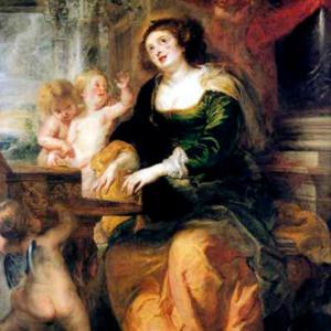 Santa Cecília de Peter Paul Rubens