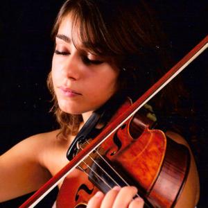 Tânia Trigo, viola d'arco
