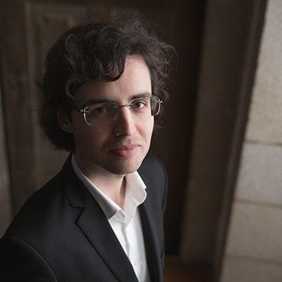 Daniel Ricardo de Pinho, organista e professor