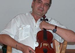 Valentin Stefanov, violinista
