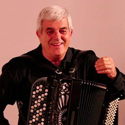 Abel Moura, acordeonista, de Lisboa