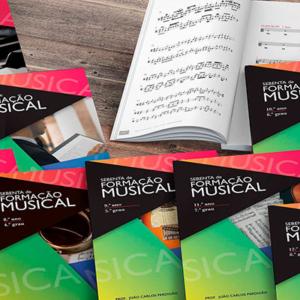 Sebenta de Formação Musical, de João Carlos Perdigão