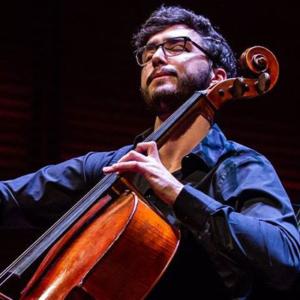 João Valpaços, violoncelista, de Chaves