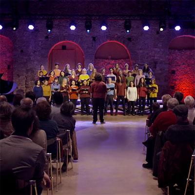 Lisbon Community Choir, Lisboa, Portugal