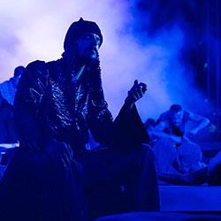 Miguel Maduro-Dias, Alcaide, na ópera Geraldo e Samira, de Amílcar Vasques-Dias