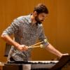 Tomás Rosa, percussionista, de Coimbra