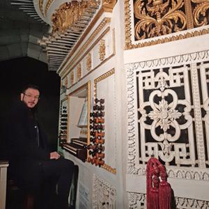 Órgão histórico da Colegiada de Nossa Senhora da Oliveira, Guimarães. Órgão Histórico de Luís António de Carvalho, constr. 1831-1839. Créditos Rita Branco 2019
