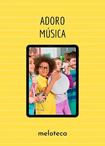 Adoro Música (Edição Online)