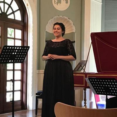 Bianca Alves, soprano