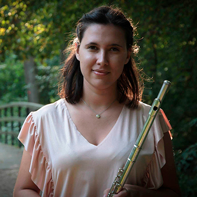 Ana Luísa Ribeiro, flauta transversal, agrupamento SKETCH351