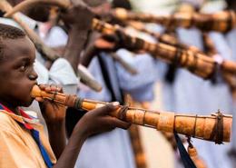 Wazza, Sudão