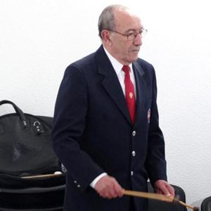 Carlos Alberto Girão Ferreira, professor e percussionista alentejano