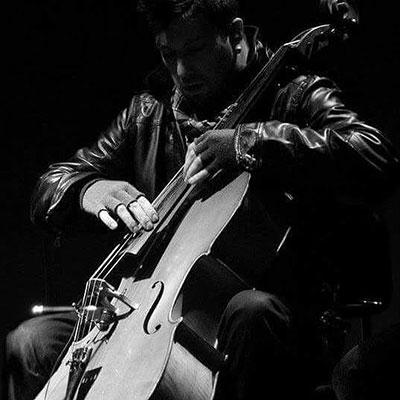 Diogo Penha, violoncelista, de Ponte de Lima