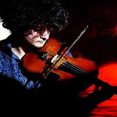 João Silva, violinista e compositor, de Ponte de Lima, Portugal
