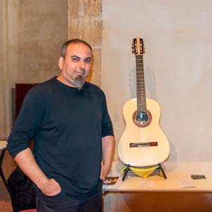 José Marques, guitarreiro, Ronda Guitar Festival
