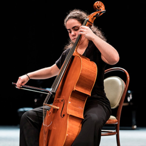 Leonor Sá, violoncelo barroco