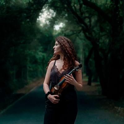 Lia Yeranosyan, violinista