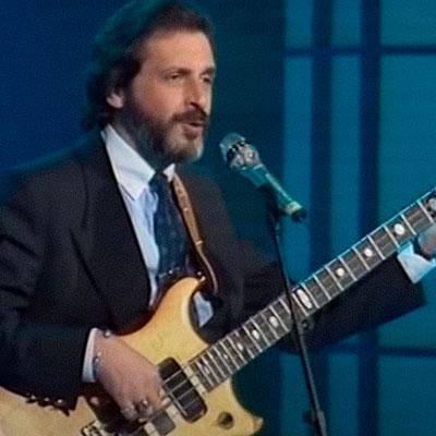 Luiz Duarte, orquestrador e guitarrista