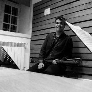 Luís Melo, flauta de bisel, La Voix de l'Âme