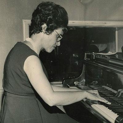 Margarida Magalhães Sousa, pianista e pedagoga