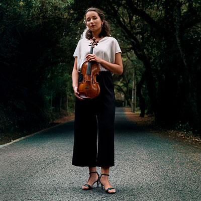 Mariana Espada Lopes, violinista