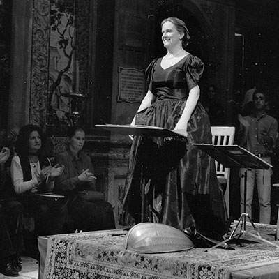Jennifer Smith, soprano portuguesa
