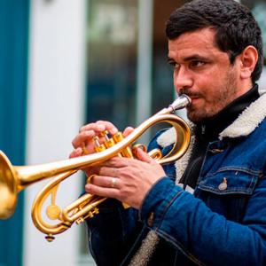 Luís Martelo, trompetista