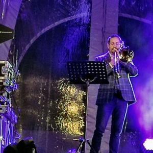 Nuno Canoa, trombonista, maestro e professor