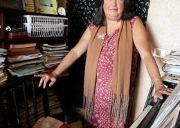 Olga Prats, pianista, de Lisboa