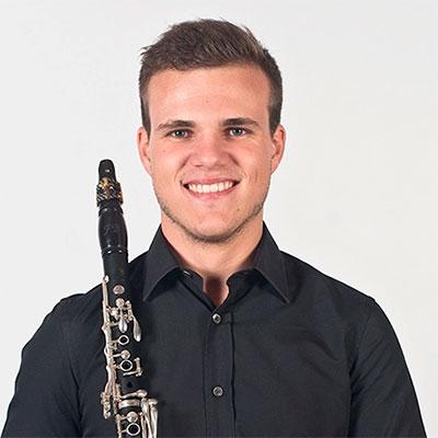 Telmo Costa, clarinete, créditos Márcia Lessa