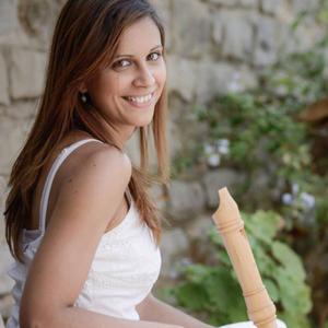 Ana Figueiras, flauta de bisel
