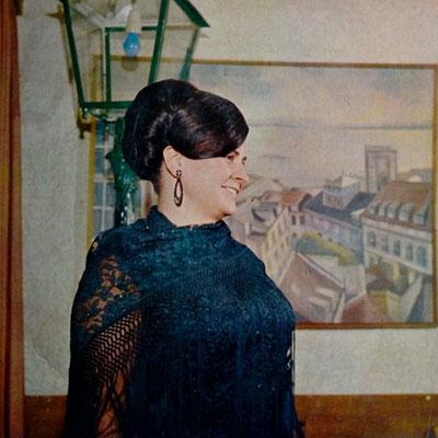Mariana Silva, fadista