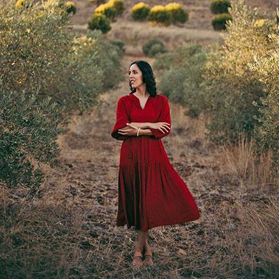 Raquel Coelho, musicóloga, de Palmela